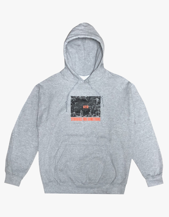 AIZ Skate Struggle Hoodie - Grey | HEIGHTS. | International Store