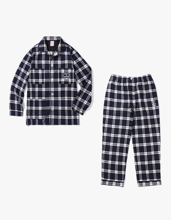 have a good time Have A Good Night Pajama Set - Black/White | HEIGHTS. | International Store