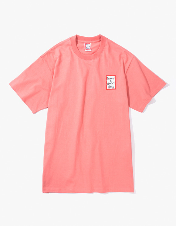 have a good time Mini Frame S/S Tee - Indie Pink | HEIGHTS. | International Store