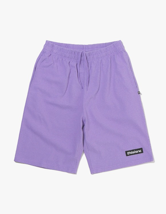 thisisneverthat HSP Sweatshort - Lavender | HEIGHTS. | International Store