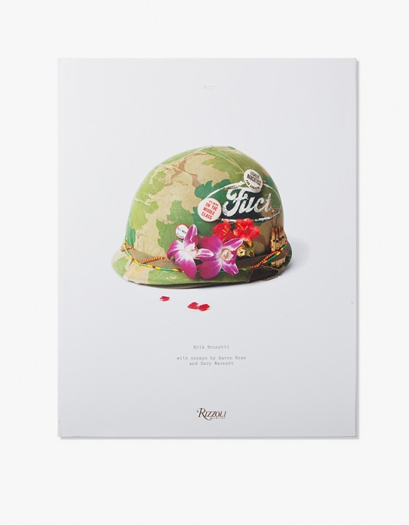 Rizzoli New York FUCT 20th Anniversary Book | HEIGHTS. | International Store