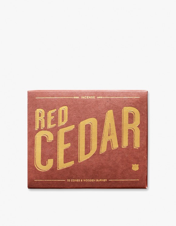 IZOLA NYC Red Ceder Incense | HEIGHTS. | International Store