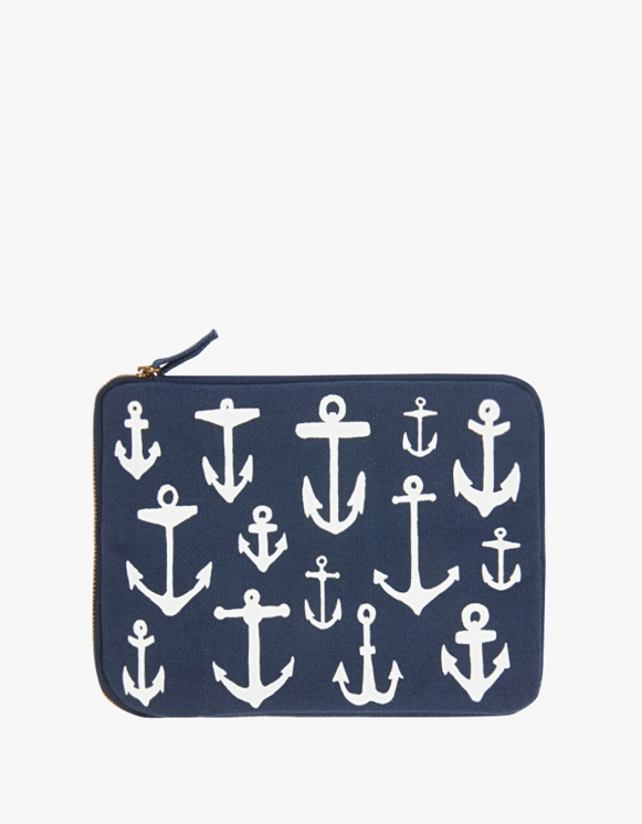 IZOLA NYC Ipad Mini Pouch - Maritime | HEIGHTS. | International Store