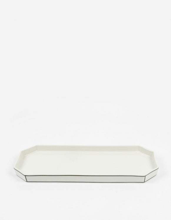 Odeme Boudoir Tray - Black edge | HEIGHTS. | International Store