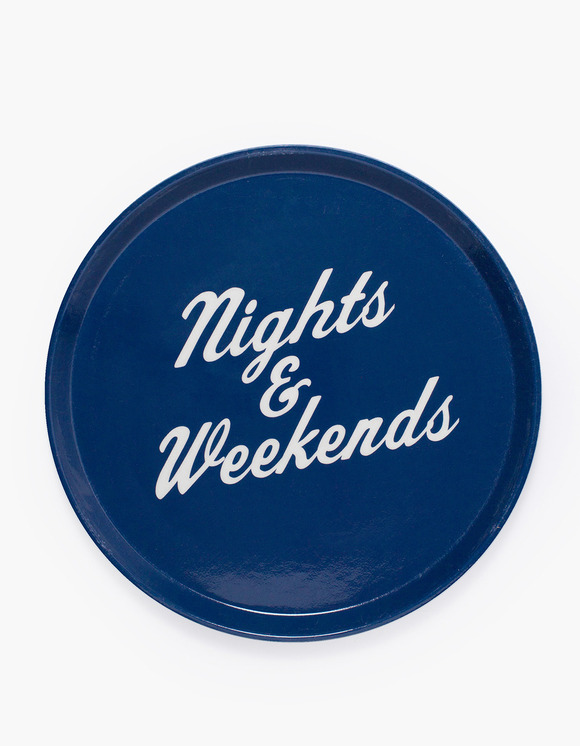 IZOLA NYC Drink Trays - Nights & Weekends | HEIGHTS. | International Store