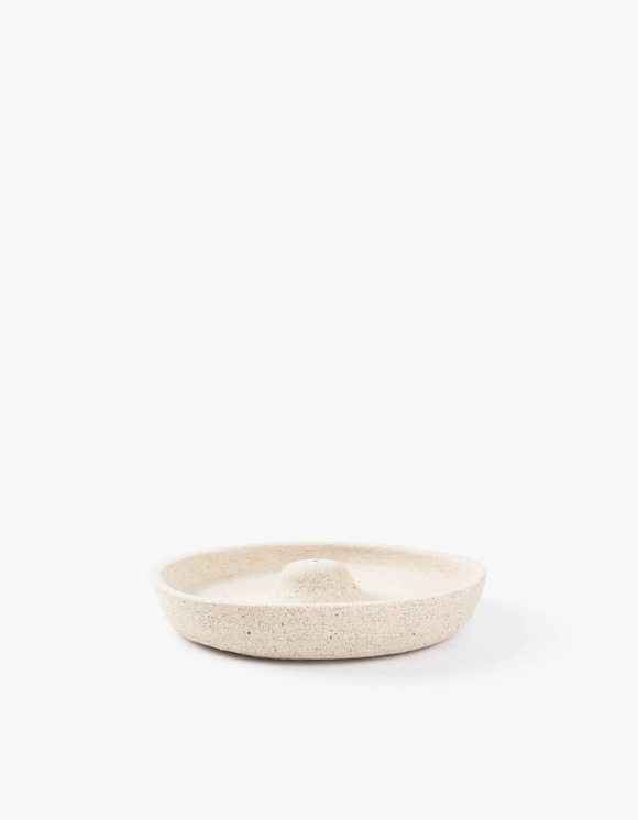 BEACH BOUND Circle Incense Holder - Natural | HEIGHTS. | International Store