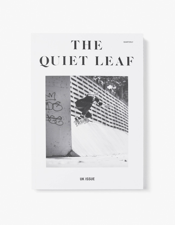 The Quiet Leaf The Quiet Leaf - UK Issue | HEIGHTS. | International Store