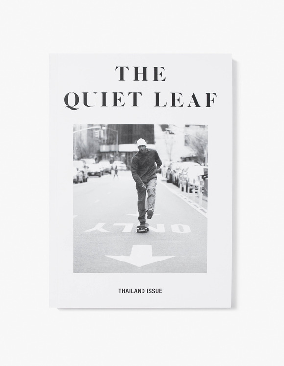 The Quiet Leaf The Quiet Leaf - Thailand Issue | HEIGHTS. | International Store
