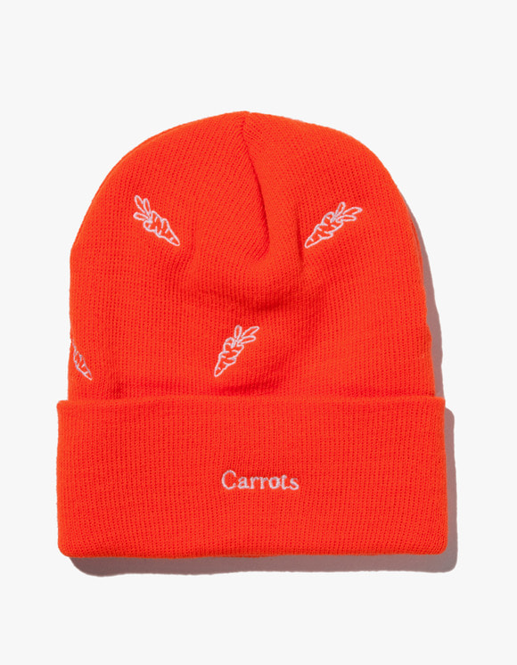 Carrots By Anwar Carrots All Over Carrot Beanie - Orange | HEIGHTS. | International Store