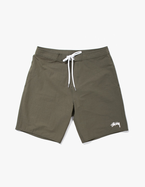 Stussy Stock Trunks - Olive | HEIGHTS. | International Store