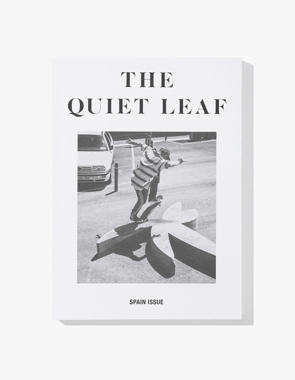 The Quiet Leaf The Quiet Leaf - Spain Issue | HEIGHTS. | International Store