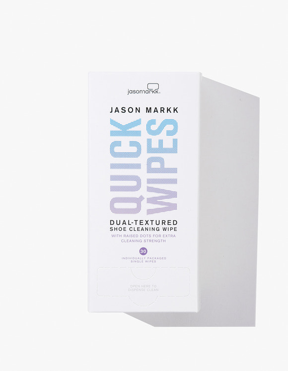 Jason Markk Quick Wipes 30ea | HEIGHTS. | International Store
