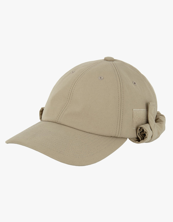 Heritage Floss 6 Panel Fly Fishing Cap - Beige | HEIGHTS. | International Store
