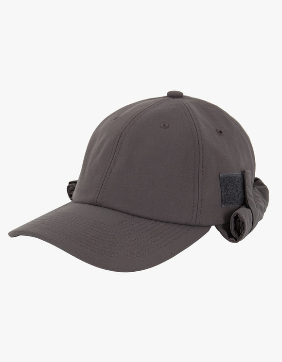 Heritage Floss 6 Panel Fly Fishing Cap - Charcoal | HEIGHTS. | International Store