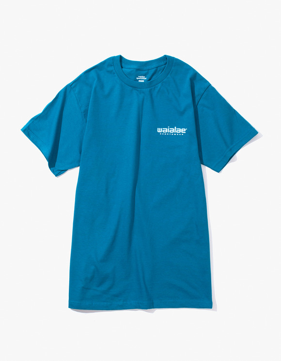 Waialae Sportswear Equipment T-Shirt - Teal | HEIGHTS. | International Store