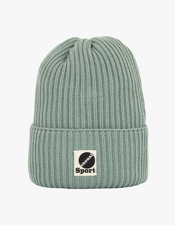 Heritage Floss Wool Beanie - Jade | HEIGHTS. | International Store