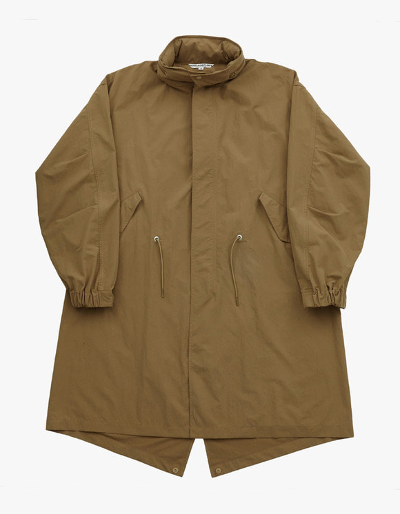 Heritage Floss Windshield Fishtail  II - Khaki | HEIGHTS. | International Store