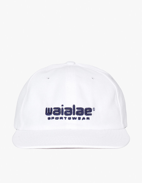 Waialae Sportswear Equipment Cap - White | HEIGHTS. | International Store