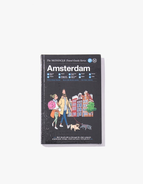 Monocle Travel Guide - Amsterdam | HEIGHTS. | International Store
