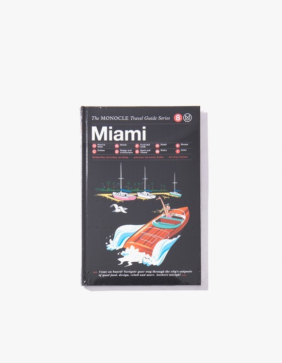 Monocle Travel Guide - Miami | HEIGHTS. | International Store