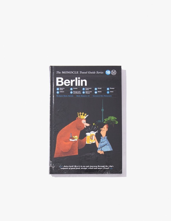 Monocle Travel Guide - Berlin | HEIGHTS. | International Store