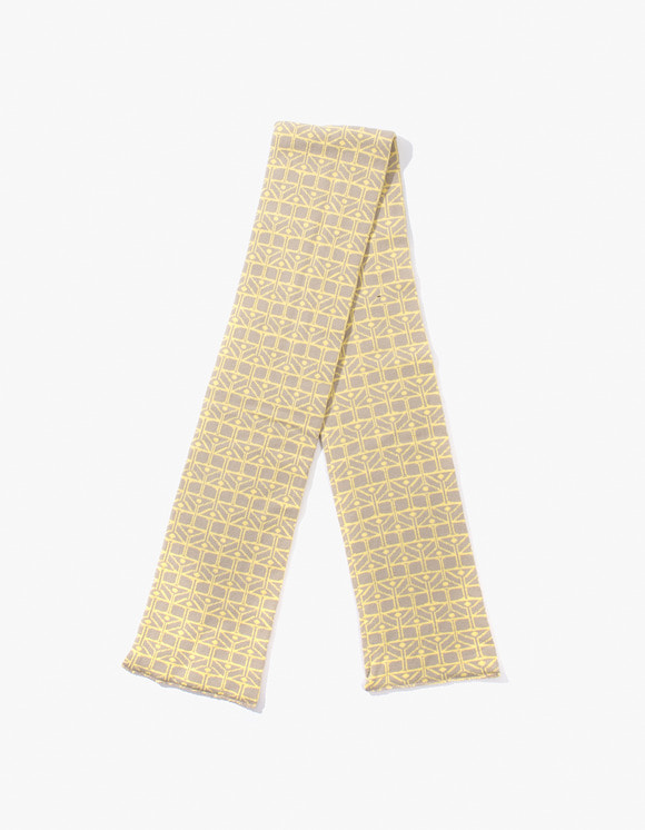 Alltimers Repeat Knit Scarf - Tan | HEIGHTS. | International Store