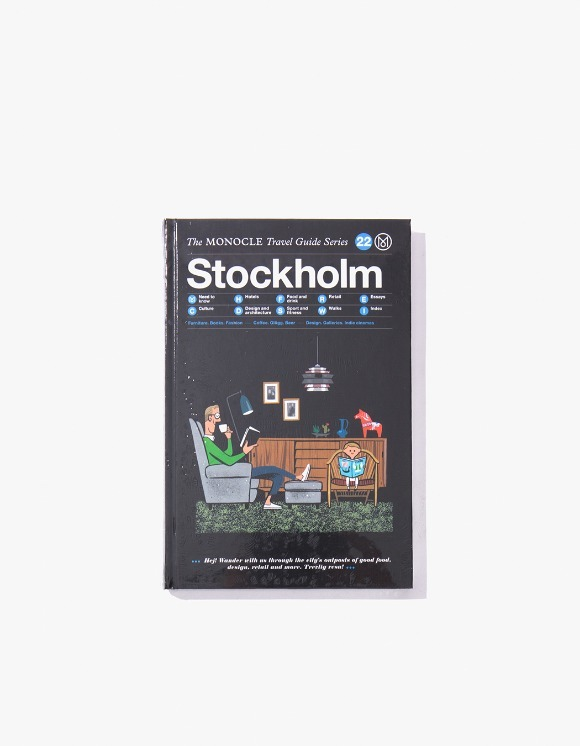 Monocle Travel Guide - Stockholm | HEIGHTS. | International Store