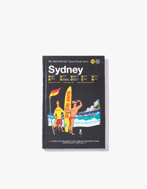 Monocle Travel Guide - Sydney | HEIGHTS. | International Store