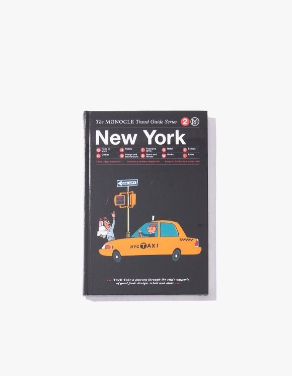 Monocle Travel Guide - New York | HEIGHTS. | International Store