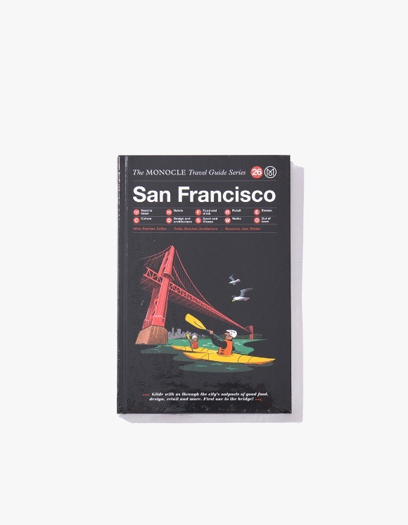 Monocle Travel Guide - San Francisco | HEIGHTS. | International Store