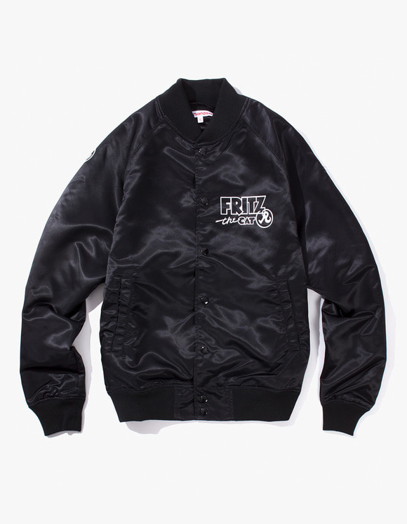 Richardson Fritz  the Cat Bomber - Black | HEIGHTS. | International Store