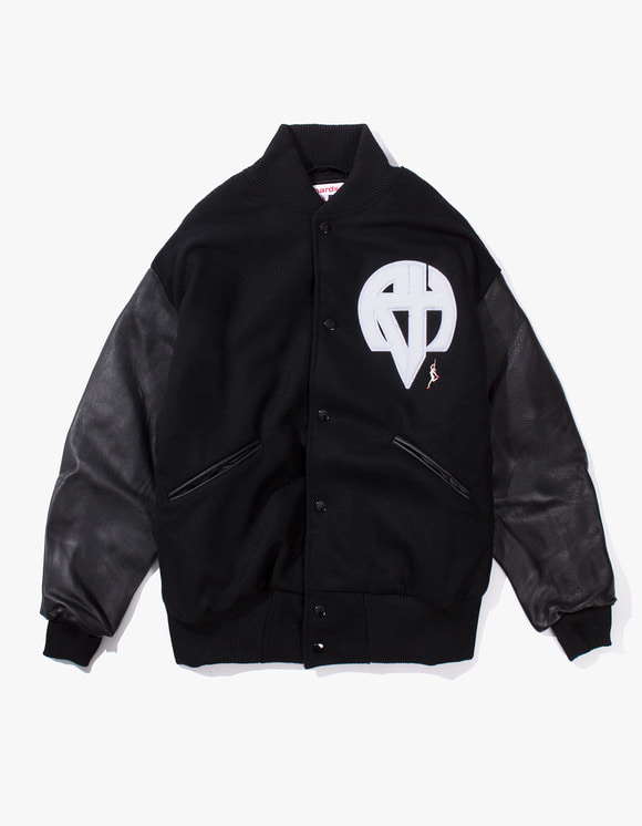 Richardson Simple Letterman  Bomber - Option Two | HEIGHTS. | International Store