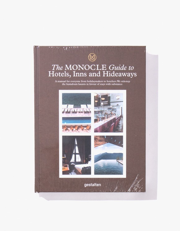 Monocle Guide to Hotels | HEIGHTS. | International Store