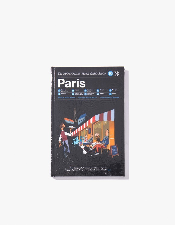 Monocle Travel Guide - Paris | HEIGHTS. | International Store