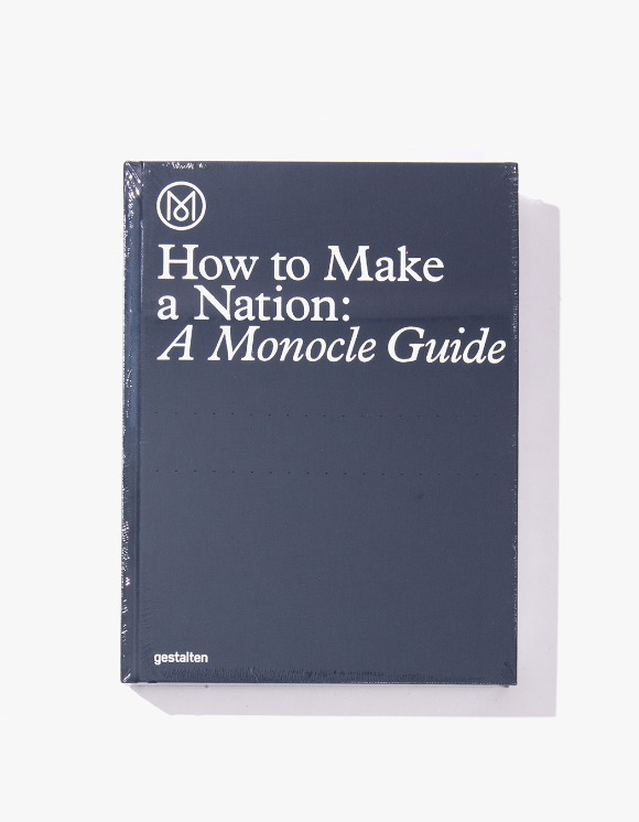 Monocle How to Make A Nation | HEIGHTS. | International Store