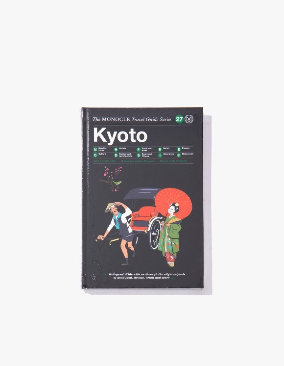 Monocle Travel Guide - Kyoto | HEIGHTS. | International Store