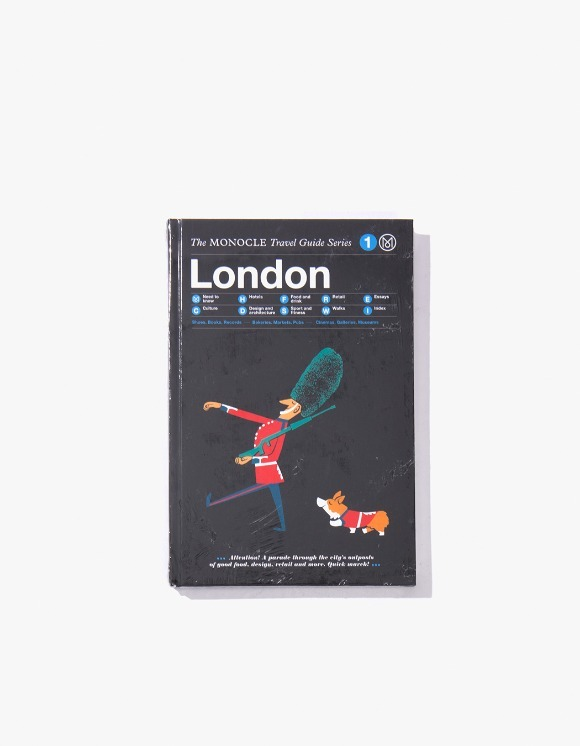 Monocle Travel Guide - London | HEIGHTS. | International Store