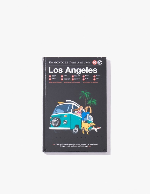 Monocle Travel Guide - Los Angeles | HEIGHTS. | International Store