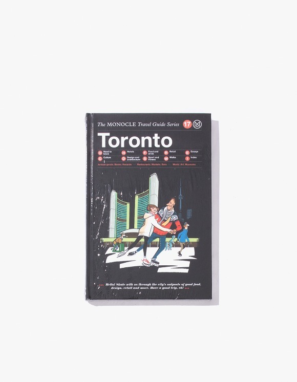 Monocle Travel Guide - Toronto | HEIGHTS. | International Store