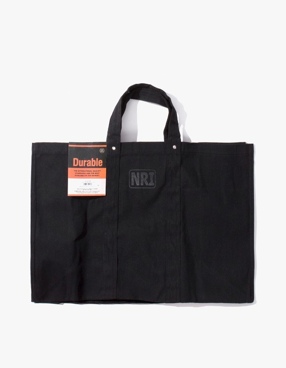 PUEBCO INC. Labour Tote Bag Large - Black | HEIGHTS. | International Store