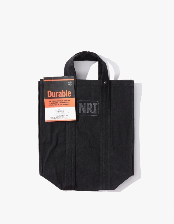 PUEBCO INC. Labour Tote Bag Small - Black | HEIGHTS. | International Store
