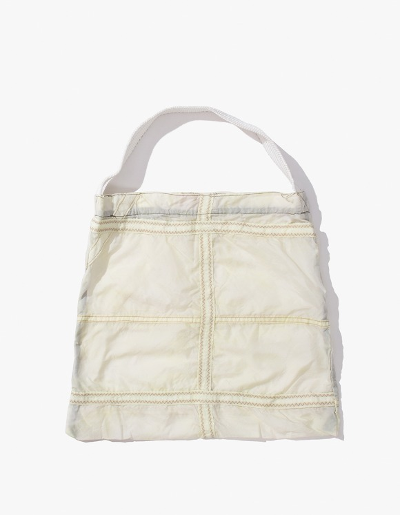 PUEBCO INC. Vintage Parachute Light Bag - White | HEIGHTS. | International Store