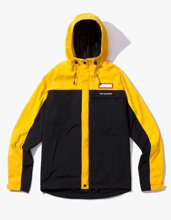 have a good time Mountain Jacket - Yellow | HEIGHTS. | International Store