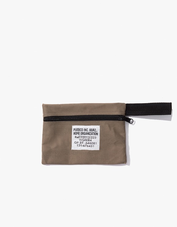 PUEBCO INC. Laminated Fabric Pouch - Short | HEIGHTS. | International Store