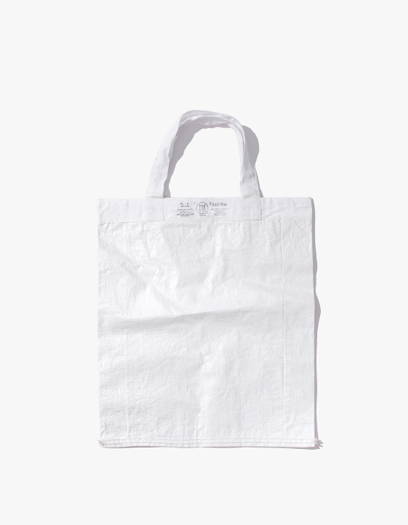 PUEBCO INC. Shopping Bag Medium - White | HEIGHTS. | International Store