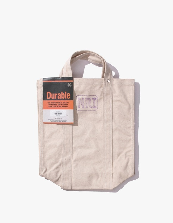 PUEBCO INC. Labour Tote Bag Small - Off White | HEIGHTS. | International Store