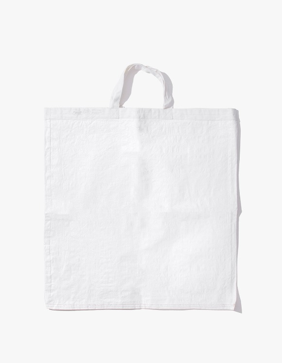 PUEBCO INC. Shopping Bag Large - White | HEIGHTS. | International Store