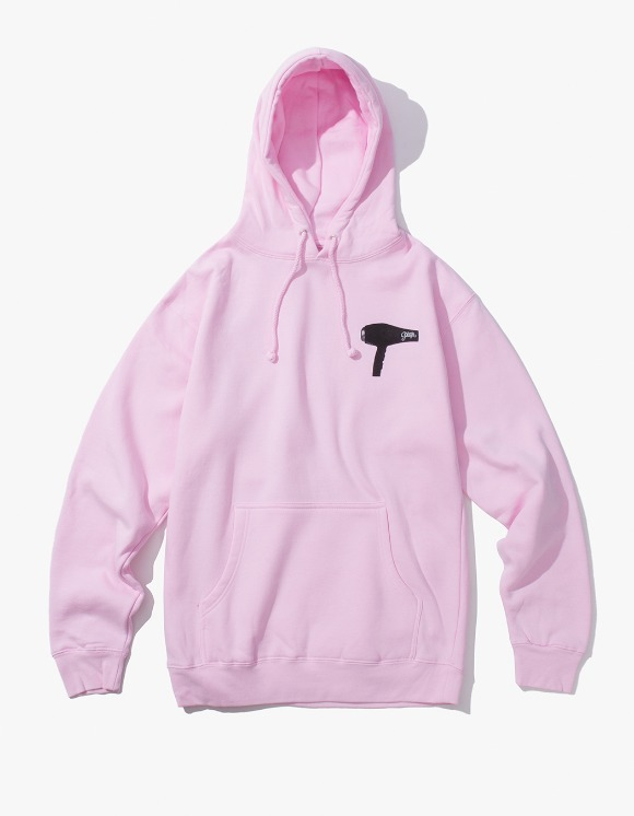 Alltimers Blow Dry Hoody - Cyber Pink | HEIGHTS. | International Store