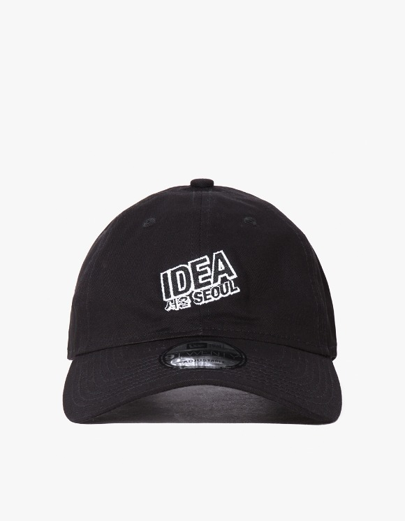 IDEA IDEA Seoul Night Market Cap - Black | HEIGHTS. | International Store