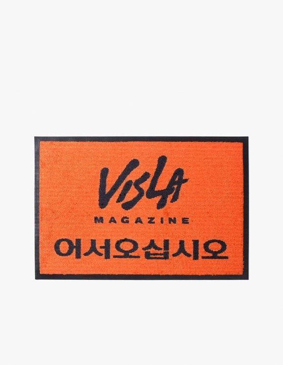 VISLA MAGAZINE VISLA Door Mat | HEIGHTS. | International Store